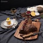 Winterlicher Kuchengenuss
