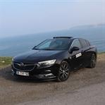 Yeni Opel Insignia Grand Sport Test Sürüşü