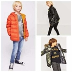 Yeni Sezon Erkek Çocuk Ceket - Palto Modelleri