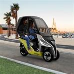 Yeni Trend-Üç Tekerlekli Elektrikli Bisikletler