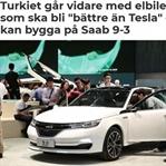 Yerli Otomobil, SAAB, NEVS, BMW, Elektrik, Hibrit