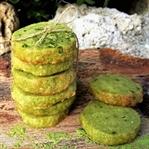 Yeşil çaylı kurabiye tarifi