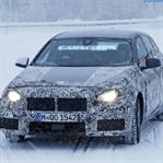 2019 BMW 1 Serisi Kış Testinde Görüntülendi!