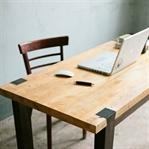 Ahşap Çalışma Masası Modelleri