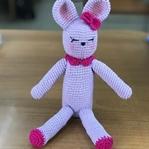 Amigurumi Orta Boy Tavşan Şablonu