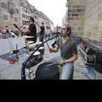 Avrupada Sokak Müziği Üzerine