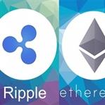 Bitcoin, Etherium Derken Ripple'da Fırladı