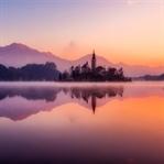 Bled ; Slovenya'da Cennetten Bir Köşe