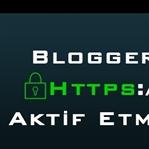 Blogger HTTPS Ayarı 2018|Godaddy Blogger SSL Ayarı