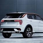 Çinli Volvo İlk Modeliyle Karşımızda: Lynk & Co 01
