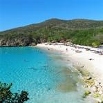 Der Postkarten-Strand Grote Knip Beach auf Curacao