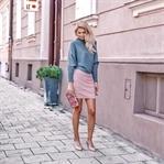 Feel Italian Look | Minirock & Pullover