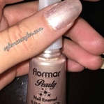 Flormar Pearly Salmon Dust Oje