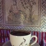 Gaziantep' te Kömürde Kahve