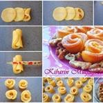 Gül tatlısı tarifi - Gül tatlısı yapılışı
