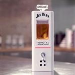 Jim Beam'den Akıllı Viski Karafı
