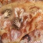 Mağara Resimleri - İlk İnsanlar ve Büyülü Eller