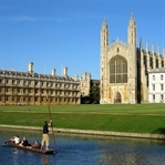 İngiltere-Cambridge'de Yaşam