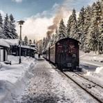 Nostaljik Anlarla Dolu Bir Seyahat; Tren Yolculuğu