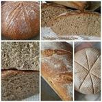 Organik Ekşi Maya Ekmeği