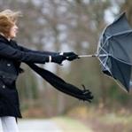 """Rüzgâra karşı yürümek """"dirençli"""" egzersiz demek!"""
