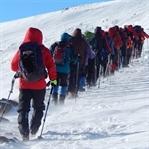 Sarıkamış, Allahuekber Dağı, Kış Zirve Tırmanışı