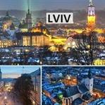 Siz daha Ukrayna'nın Paris'i Lviv'i görmediniz mi?