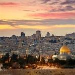 İsrail ve Kudüs Gezi Rotası