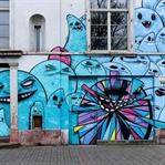 Street Art Frankfurt – Meine Top Street Art Spots