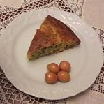 Taze Soğanlı Mısır Ekmeği
