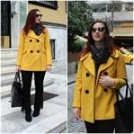 Trend: Sarı Kaban