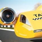 Uçan Taksiler Geliyor. Artık uçarak gidilecek