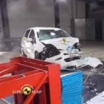 ÜNLÜ MODEL EURO NCAP'TEN 0 YILDIZ ALDI!