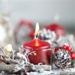 Weihnachtsdekoration für einen gemütlichen Advent