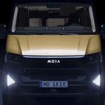 Yeni Volkswagen Moia Concept 6 Koltuklu Aracı
