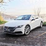 Yeni Volkswagen Arteon Test Sürüşü
