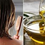 Zeytinyağı Saça Nasıl Uygulanır ?
