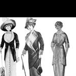 1910'lerde Moda