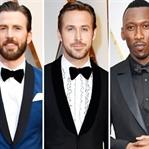 89. Oscar Ödül Töreni (En İyi Giyinen Erkekler)