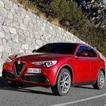 Alfa Romeo Yeni Stelvio'yu Tanıttı
