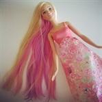 Barbie Dreamtopia Renkli Saçlı Prenses