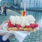 Belçika'da Yemek Yenir!