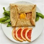 Benim Sağlıklı Tabağım: Krepli Kahvaltı
