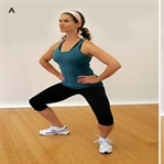 İç Basenlerini Eritmek  İçin En Etkili 4 Egzersiz