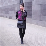 Closet Embroidered Bomber