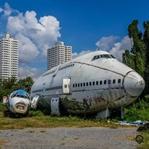 Der Flugzeugfriedhof Bangkok