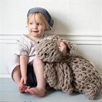 DIY Hobi | Dev Örgü Tavşan Nasıl Yapılır ?
