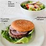 Diyet Yaparken Hamburger Yiyebilir Miyiz?
