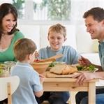 Evde Yemek Yiyenler Daha Sağlıklı
