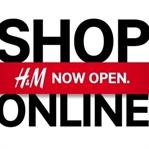H&M Online Satışa Başlıyor